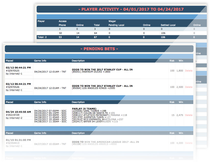 Advanced analytics and reporting to grow your sportsbook